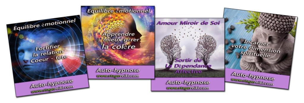 Séances d'hypnose à télécharger